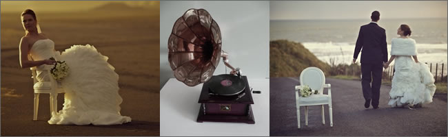 Vintage 1930's gramophone for hire, Auckland prop hire