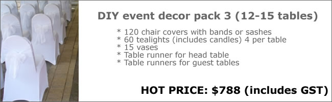 Impressions Weddings Events Decor Packages Source Wedding Pack 3