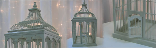 Wedding birdcage for hire, Auckland